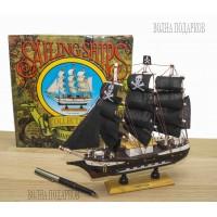 настольный Пиратский корабль