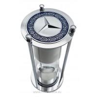 Часы песочные 30 минут «МЕРС»  металл