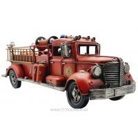 Ретро модели пожарных машин