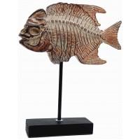 Рыба юрского периода  30 см