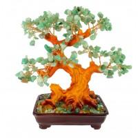 Бонсай из камня - дерево счастья