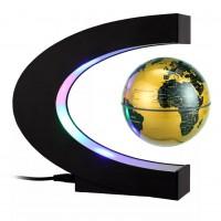 Левитирующий глобус GOLD