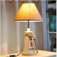 """Лампа в морском стиле """"Восьмой причал""""  54см"""