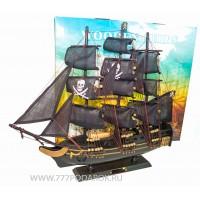 Пиратский корабль S.S. Shipwreck -Кораблекрушение, 50 см