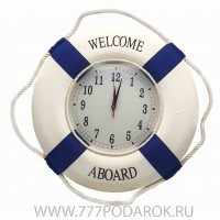 Часы Спасательный круг 45см