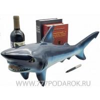 Акула- морской декор, длина 70 см