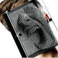 Пинарт, гвоздики - скульптор 3D  Металлические гвозди