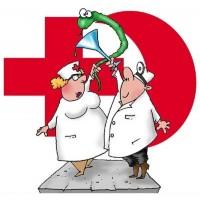 Подарки для врачей, докторов, медсестер