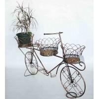 """Подставка для цветов """"Большой велосипед"""""""