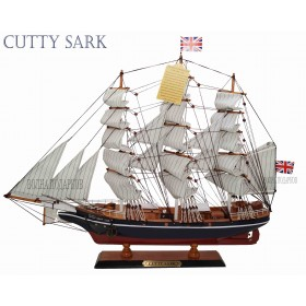 Модель корабля CUTTY SARK, 50см, дерево