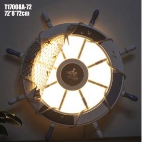 Настенный светильник Штурвал  72см