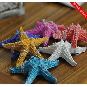 Декоративная Морская звезда  15 см (комплект 6шт)