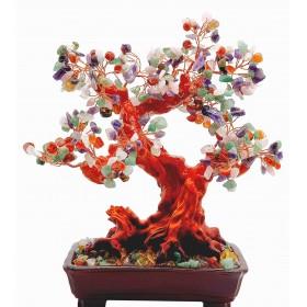 """дерево камней """"Дерево Изобилия  30см"""