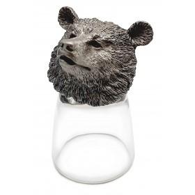 Стопка перевертыш Медведь