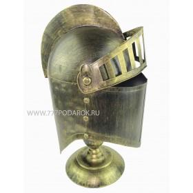 Шлем средневековый , металл, взрослый.