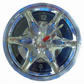 """Часы колесо """"диск 27 см"""" с подсветкой"""