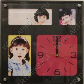 """Часы фоторамка """"Мой ребенок"""""""